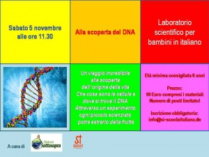 Laboratorio dna